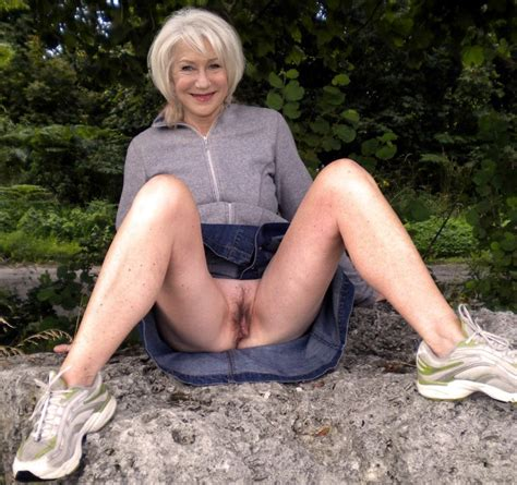 Dame Helen Mirren, naked and exposed - PornHugo.Com