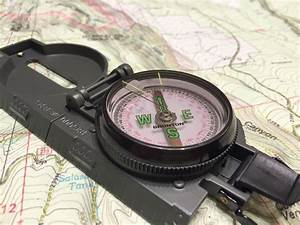 Navigation For The Backcountry  U2013 Using A Map And Compass