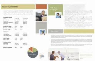 Profit Loss Statement Excel Template Report Design Template Free Business Template
