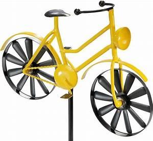 Home Affaire Deko : home affaire deko windrad yellow bike aus metall online kaufen otto ~ Watch28wear.com Haus und Dekorationen