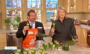 Video Martha39s Green Juice Martha Stewart