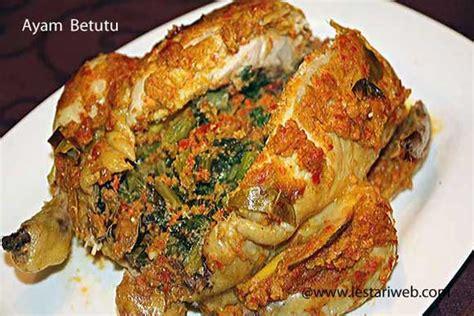 balinese roasted chicken ayam betutu