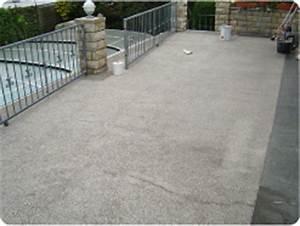 Betonfarbe Außen Terrasse : marmorix steinteppich verlegebeispiele au enbereich ~ Michelbontemps.com Haus und Dekorationen