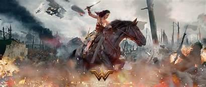 Wonder Woman Wallpapers Fan Background Movies Gadot