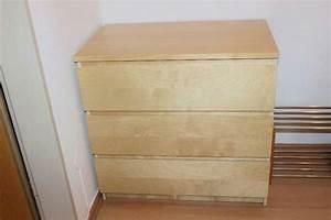 Ikea Kommode Malm 6 Schubladen : ikea malm kommode birke mit 3 schubladen in m nchen ikea m bel kaufen und verkaufen ber ~ Orissabook.com Haus und Dekorationen