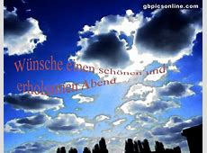 Schönen Abend 8139 GB Pics, GB Bilder, Gästebuchbilder