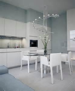 Mid Century Modern Dining Room Light Fixture by Modern Light Blue Translucent Glass Chandelier Modern