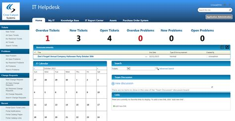 Office 365 Help Desk by It Help Desk For Sharepoint Office 365