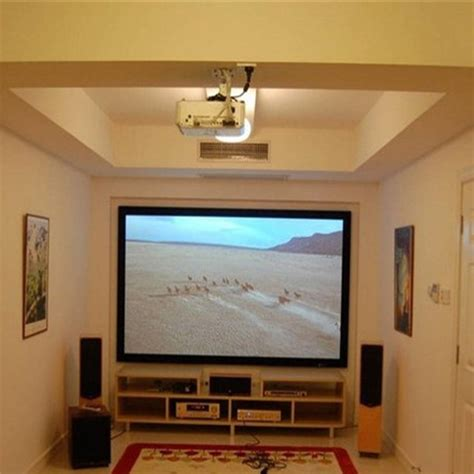portable    hd wall mounted projection
