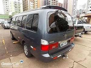 Kia Besta Furgao 2 7 2005  2005 - Sal U00e3o Do Carro