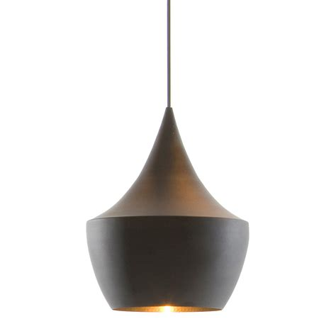 beat light pendant black tom dixon horne