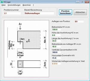 Auflager Berechnen : hs bau 2012 statik und bauteiloptimierung f r betonfertigteile und ortbeton ~ Themetempest.com Abrechnung