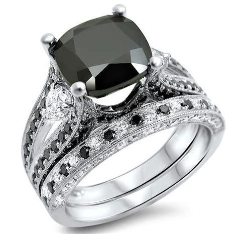 455ct Black Cushion Cut Diamond Engagement Ring Bridal. Erstwhile Engagement Rings. Audrey Rose Rings. Pinterest Engagement Rings. Black Silver Wedding Rings. Jeulia Engagement Rings. Textured Rings. Rocker Engagement Rings. Justice League Rings