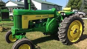 1959 John Deere 730 Diesel Electric Start