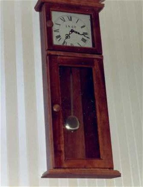 grandmother  grandfather clock woodworking projects