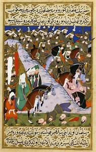 File:The Prophet Muhammad and the Muslim Army at the ...