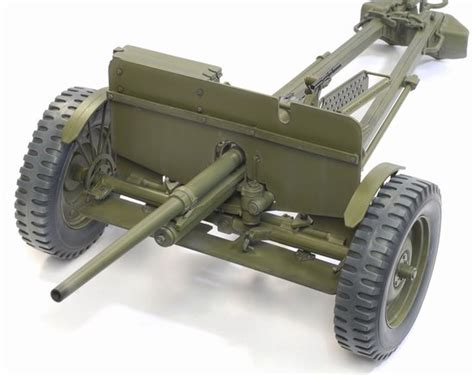 mm anti tank gun wgunner eto  tom hackett