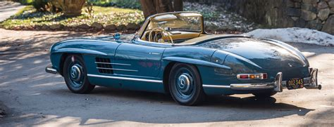 1962 Mercedes 300sl by Rm Auctions Consigns 1962 Mercedes 300 Sl Roadster