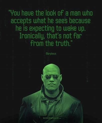 Matrix Morpheus Quotes He Qoutes Prove Wisest