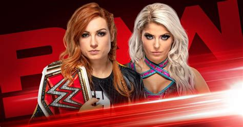 wwe raw results  blog july   becky lynch
