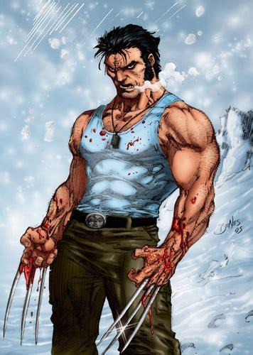 "Logan ""wolverine""  Marvel Revolution Muck"
