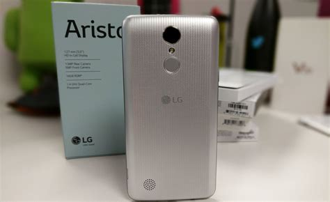 You Can Snag A New Lg Aristo With Nougat For Just  At