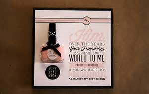 bridesmaids invitations will you be my bridesmaid bridesmaid invite