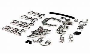 Evolution Conversion Set For Traxxas 1  10 Rustler 2wd Xl5  U0026 Vxl For R  C Or Rc