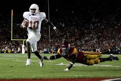 Vince Young Texas Bowl Rose Football College