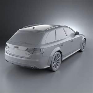 Audi A4 Allroad 2010 : audi a4 allroad quattro 2010 3d model humster3d ~ Medecine-chirurgie-esthetiques.com Avis de Voitures