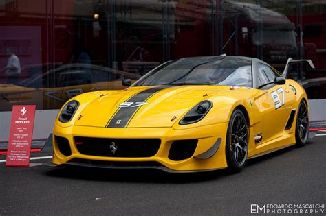 In case you decided to go for the 599xx evo, there was an additional $250,000 tag, taking the price of the 599xx evo to a cool $2 million. Ferrari 599XX EVO Onboard EPIC Sound! | Ghost Riponの屋形(やかた)