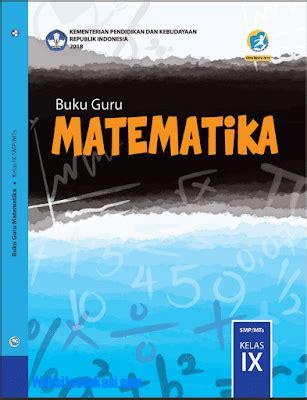 Evaluasi dilakukan untuk menilai sejauh mana pencapaian keberhasilan yang telah diraih. Buku Matematika Kelas 9 SMP/MTs K13 Revisi 2018 | Soal Terbaru