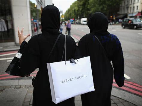 muslim woman  hijab assaulted  man    pull