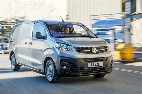 Vauxhall Vivaro - best medium panel vans   Auto Express