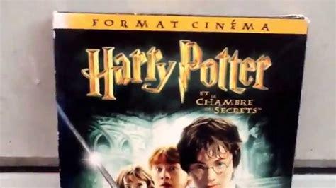 harry potter la chambre des secrets harry potter et la chambre des secrets