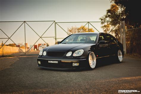 lexus gs300 slammed simplicity is beauty chook 39 s lexus gs300