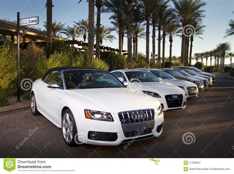 Luxury Car Lease, Rental, And Sales Editorial Photography