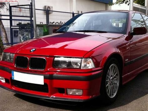 Bmw 323 Ti Compact Pack M