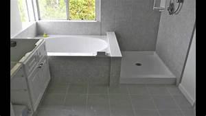 Tub  Shower Combo Installation