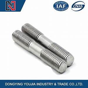 China Double Ended Threaded Studs Metric Bolts - China ...