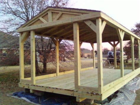 naumi how to build an ez build shed