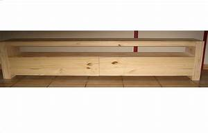 Meuble Bas But : meuble en pin massif ~ Teatrodelosmanantiales.com Idées de Décoration