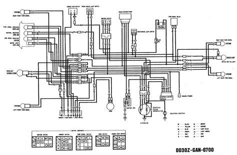 honda dax wiring diagram database
