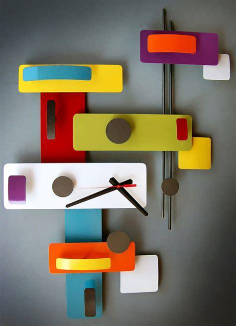 unique clocks     wall hongkiat