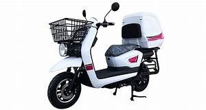 2018 Hot Sell Adult Everbright Food Pizza Delivery Scooter