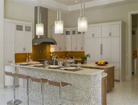 west island kitchen 15 distinct kitchen island lighting ideas home design lover 3382