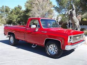 Purchase Used 1973 Chevrolet C20 Super Cheyenne Big Block