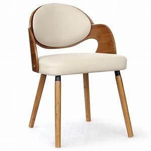 Chaise Chene Clair : chaise scandinave ch ne clair et cr me manu lot de 2 pas cher scandinave deco ~ Teatrodelosmanantiales.com Idées de Décoration