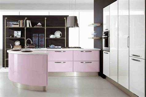 20 Modern Kitchens With Curved Kitchen Islands