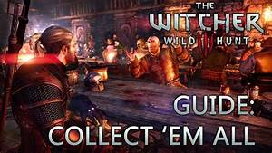 Witcher 3  Collect  U0026 39 Em All Guide